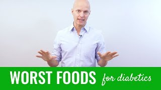 The 5 WORST Foods for Diabetics (and What to Eat Instead)