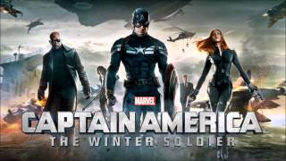 Captain America The Winter Soldier OST 12 - Natasha by Henry Jackman