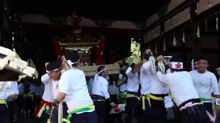 京都・洛南 御香宮神幸祭2017 その1
