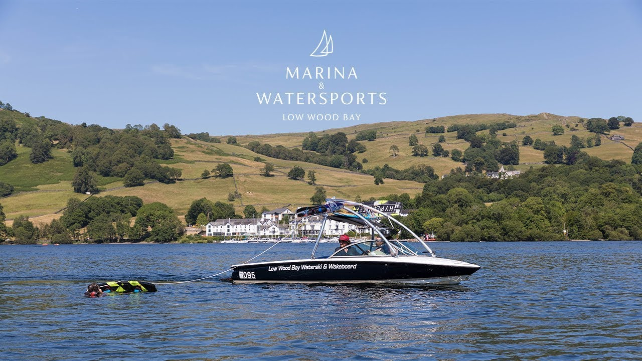 Low Wood Bay Watersports Centre On Lake Windermere|English Lakes