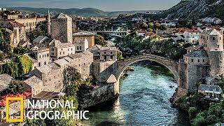 Суперсооружения: Мост города Мостар (Старый мост) National Geographic