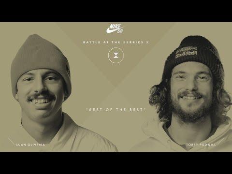 BATB X | Luan Oliveira vs. Torey Pudwill - Round 1