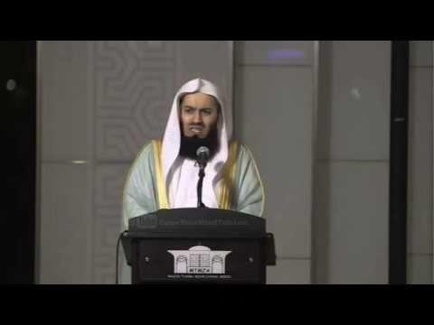 Abdullah ibn Masud and Uthman bin Maz'oon (ra) - Mufti Menk Malaysia Ramadan 2014 (1435)