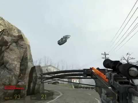 Half Life 2 on Ati radeon x600 (128mb)