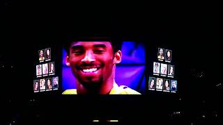 Paul George Narrates Los Angeles Clippers' Tribute To Kobe Bryant