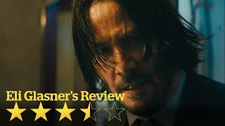 John Wick 3 Review Keanu Reeves Gets Physical
