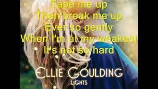 Ellie Goulding - Every Time You Go (Lyrics)