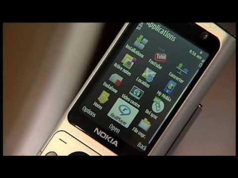 The Vodafone Series: Nokia 6700 Slide
