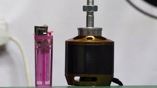 видео Управление вентильным электродвигателем