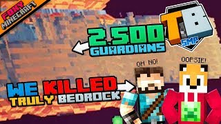 Guardian Farm Part 3 | Truly Bedrock [1-38] | Minecraft Bedrock Edition SMP (MCPE / MCBE)