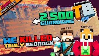 Guardian Farm Part 3 | Truly Bedrock [1-38] | Minecraft Bedrock Edition SMP (MCPE / MCBE)