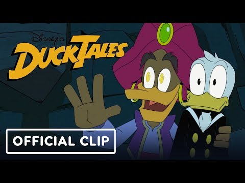 "DuckTales: ""Quack Pack"" Exclusive Clip"