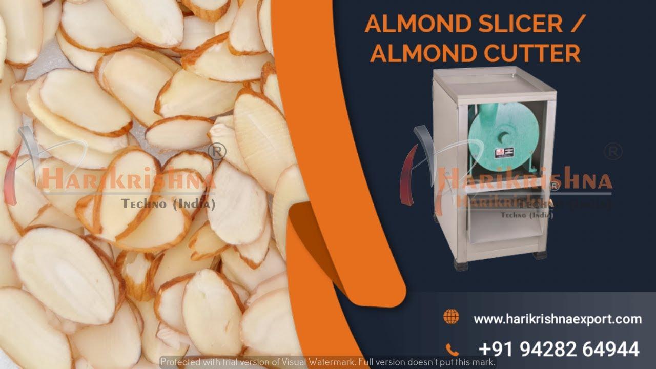 Almond Slicer For Home Kitchen