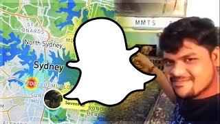 WEIRD Snapchat Maps