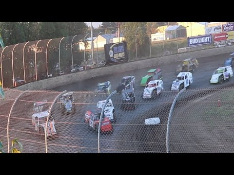 Willamette Speedway (Spin Outs, Roll Over, & Crashes) Funny!