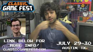 Pat's Summer Fun - Too Many Games, Classic Game Fest, Game On Expo!
