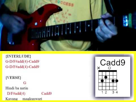 Biglaan by 6cyclemind  - Guitar Chords
