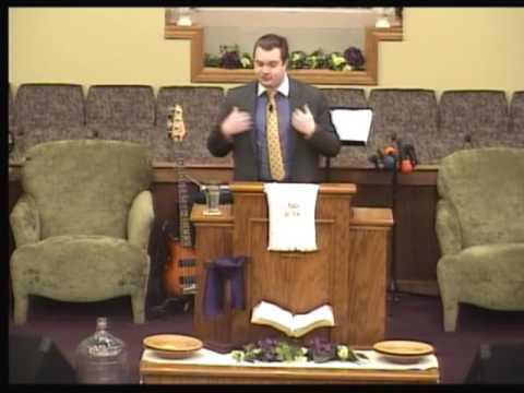 Bro. Jordan Foster: Sermon on the Mount - Part III