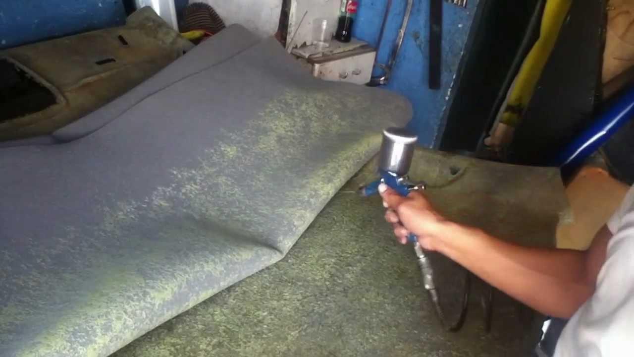 Tapizado de toldo de jetta a4 youtube - Esponja para tapizar ...
