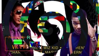 Vybz Kartel Ft. Wizkid Whine To The Top Clean Version