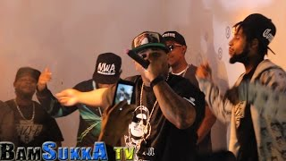 Lil Eazy E , Baby Easy E (E3) and The Compton Money Gang Live -Daddy V-The House of Stars