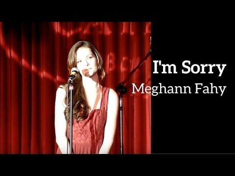 """Meghann Fahy - """"I'm Sorry"""" (Kerrigan-Lowdermilk)"""
