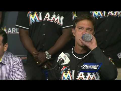 Miami Marlins issue statement on Jose Fernandez