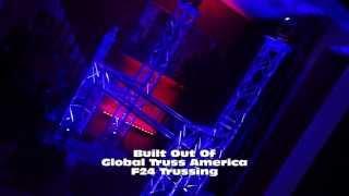 Global Truss America Dj Table - The Spaceship Sneak Peek