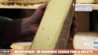 Le 18:18 - Reconfinés, les Provençaux se passionnent pour la raclette