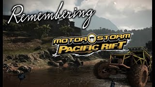 Motorstorm: Pacific Rift - The Tropical Sequel to PS3