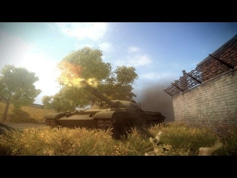 World Of Tanks: Battle With T-62A (#62)