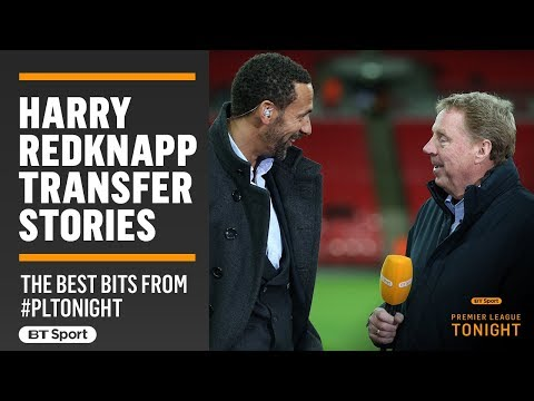 Harry Redknapp transfer stories! Hilarious stories from a man who loved Deadline Day!