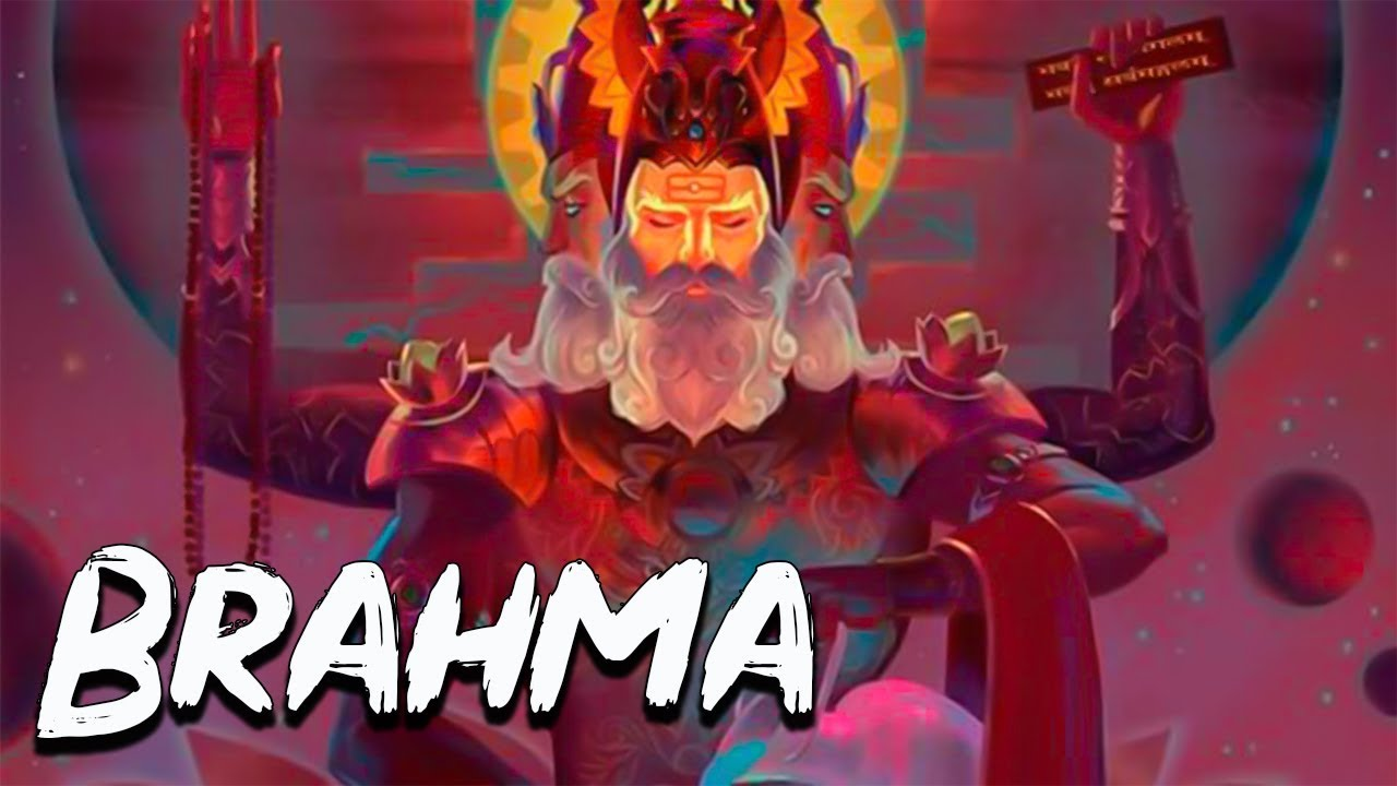 Download Brahma: The Hindu God of Creation - Mythology Dicionary - See U in History