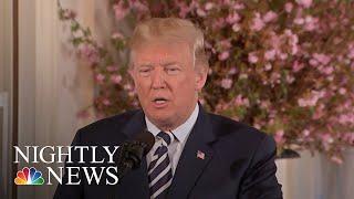 President Trump: If I Were Embattled VA Nominee <b>Ronny Jackson</b>, I ...