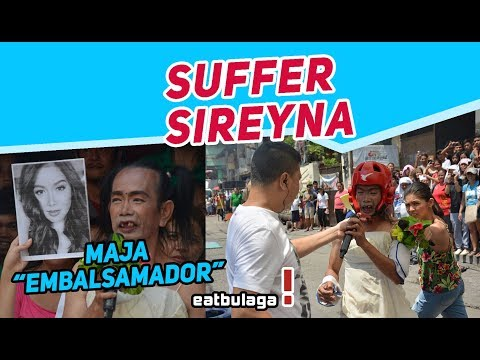 Suffer Sireyna | April 25, 2018