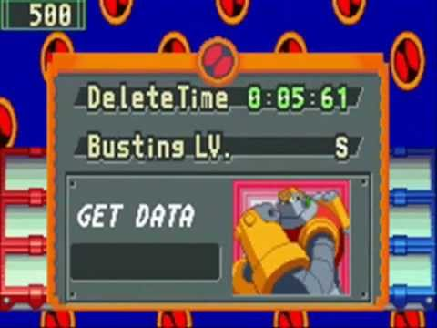 MegaMan Battle Network 2 Bosses vs Asterisks