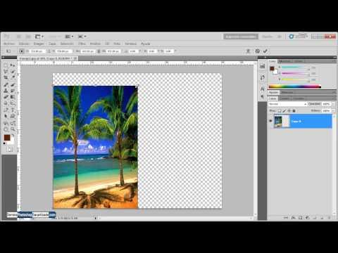 Redimensionar el tamaño de una imagen - Tutorial de Photoshop