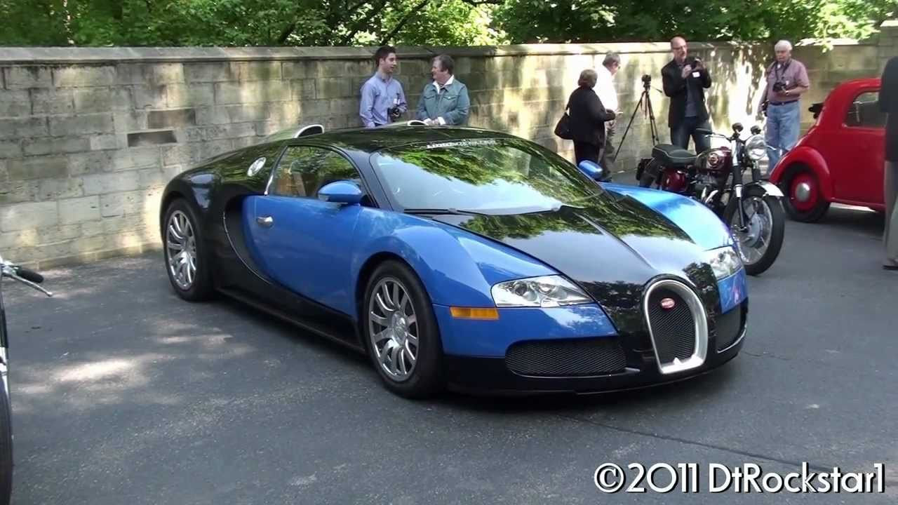 bugatti veyron interior and startup youtube. Black Bedroom Furniture Sets. Home Design Ideas