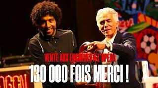 VIDEO: Gym solidaire : 130 000 euros récoltés pour les enfants !