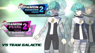 Pokémon Diamond and Pearl Remake: Vs Team Galactic [Prediction]