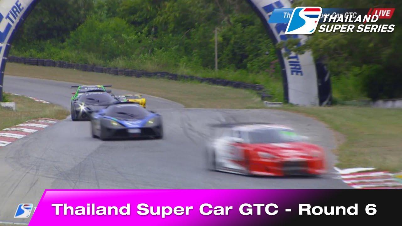 Highlight Thailand Super Car GTC Round 6 | Bira International Circuit