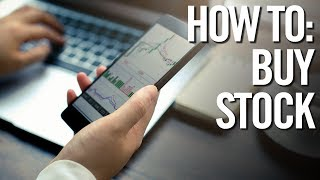 HOW TO BUY STOCKS 📈 Stock Market Trading & Investing For Beginners!