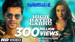 High Rated Gabru (Video Song) | Nawabzaade
