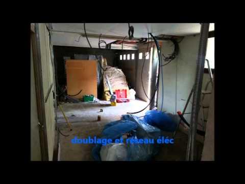 aménagement d'un garage sur montauban - youtube - Transformer Son Garage En Studio
