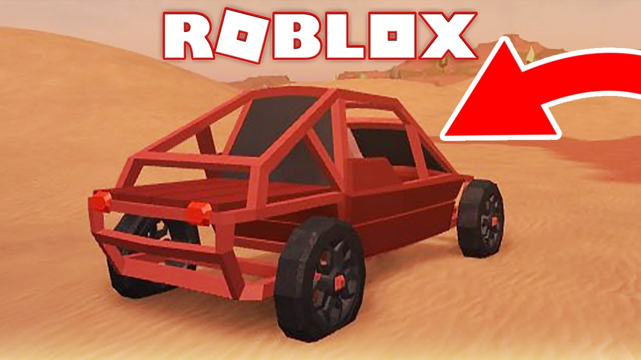Jailbreak How To Giveaway Cars