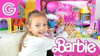Мультики с куклами Сериал Мама Барби Челси Детская площадка дочка Барби игры для девочек на русском