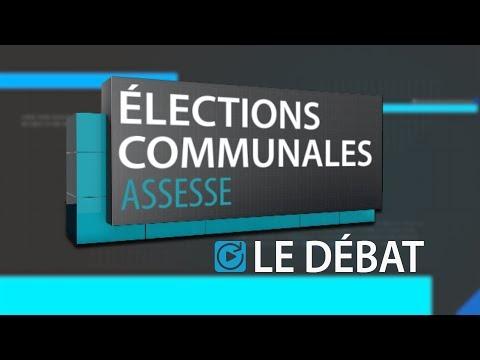 Canal C  Elections 2018  Débat Assesse