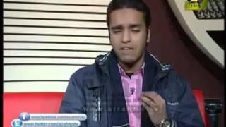 المنشد أحمد عادل l ابتهال من لى سواك إله الحلق يهدينى