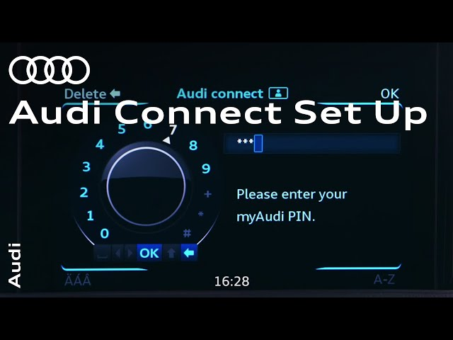audi connect hinta