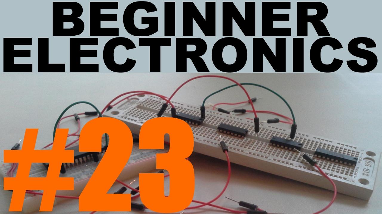 Beginner Electronics 23 Relay Oscillator Speaker Youtube Electrical Noise